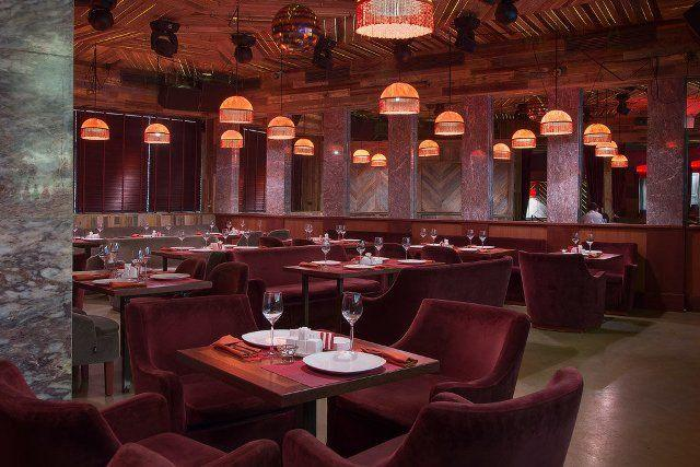 Ресторан «Sferum Bar»