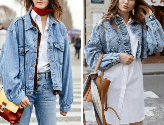 С чем носить джинсовую куртку женщине за 40 лет5
