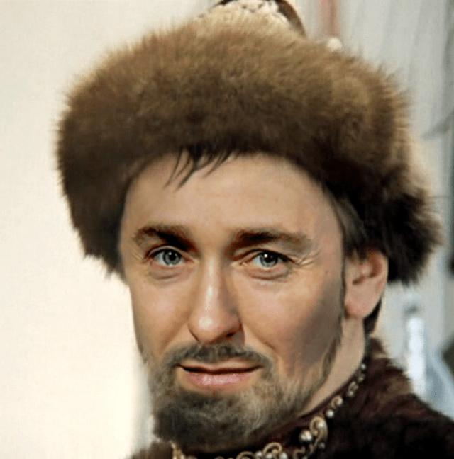 Сергей Безруков в роли Ивана Грозного