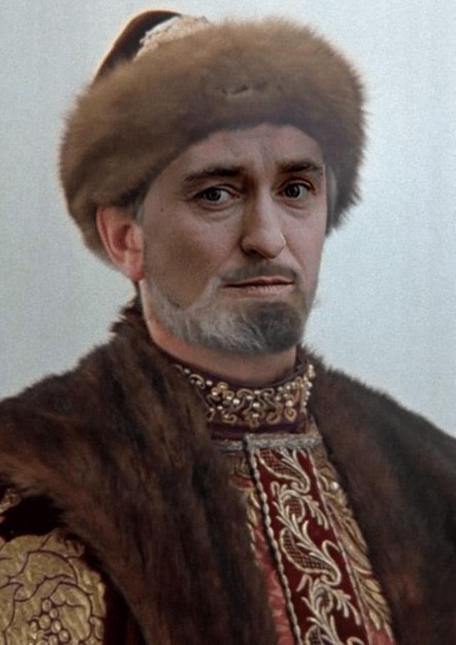 Сергей Безруков в роли Ивана Грозного1
