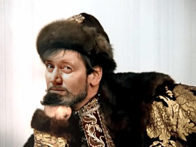 Сергей Бурунов в роли Ивана Грозного1