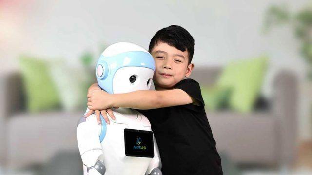 Социальные роботы