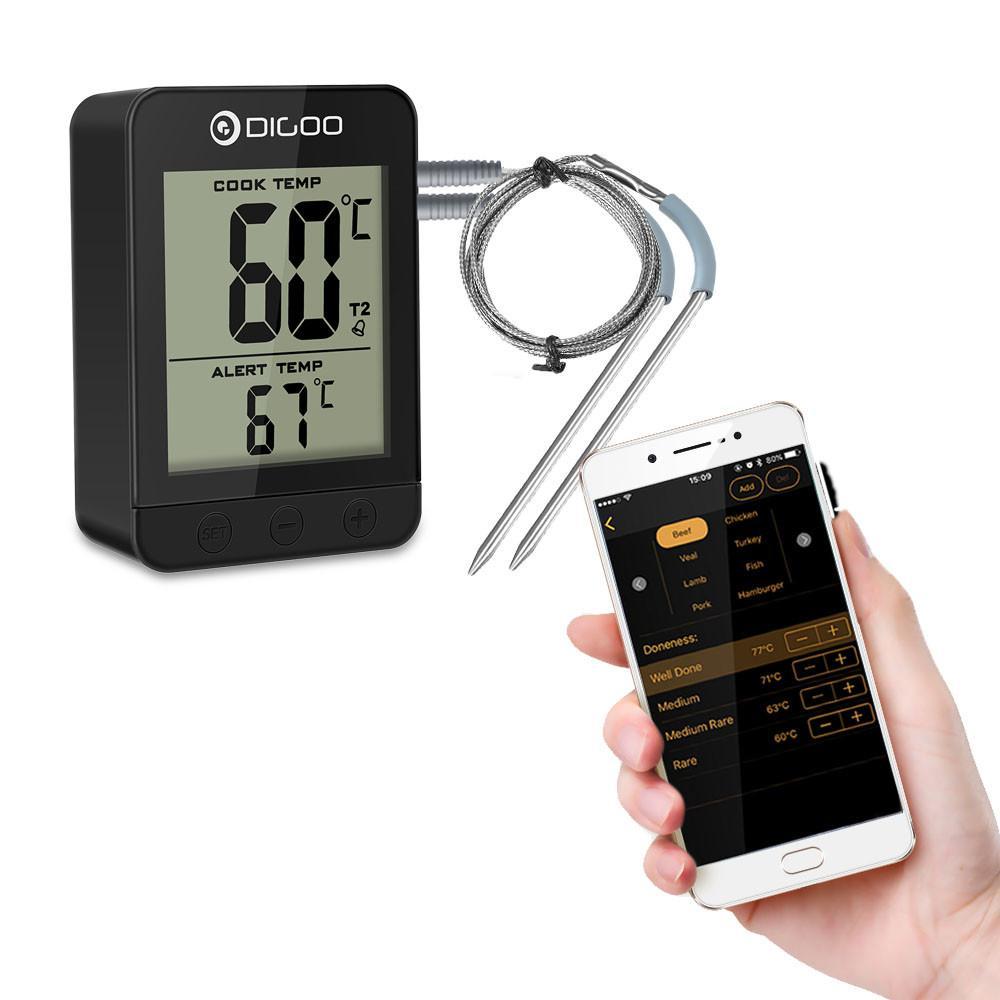 умный термометр