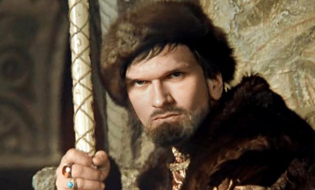 Владимир Яглыч в роли Ивана Грозного1