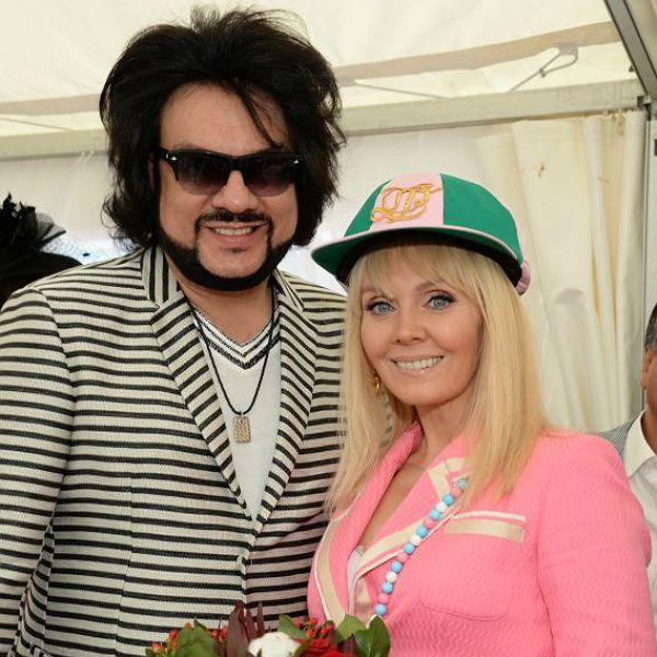Филипп Киркоров с Валерией