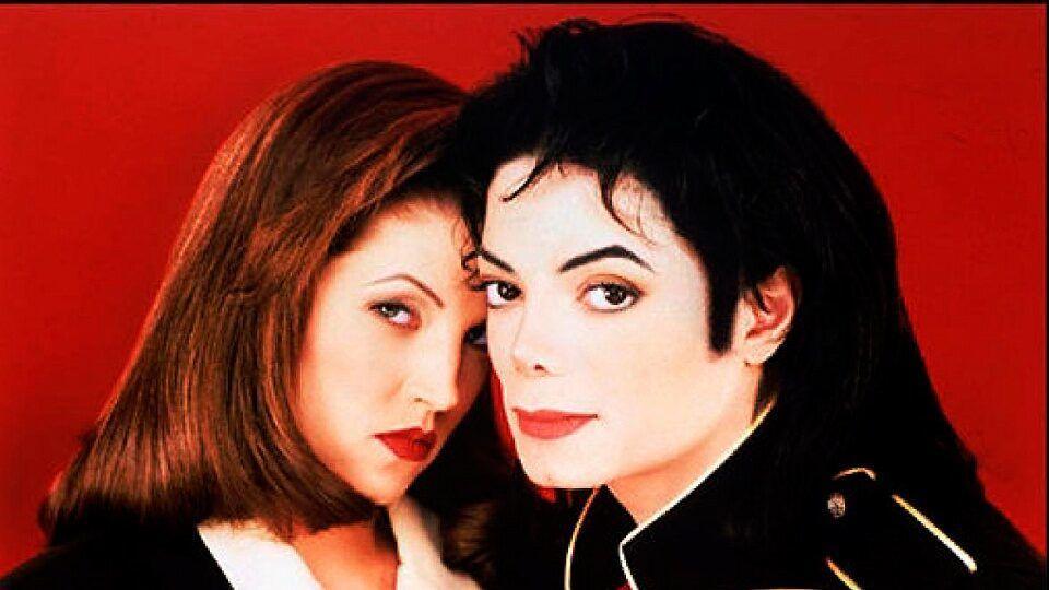 Майкл Джексон и Лиза Мари Пресли
