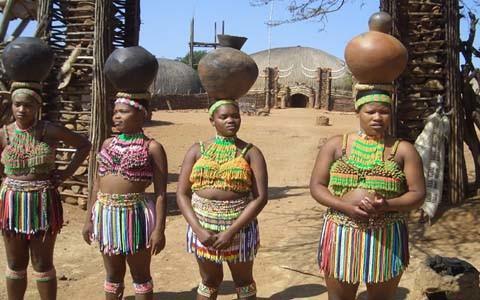 африканки