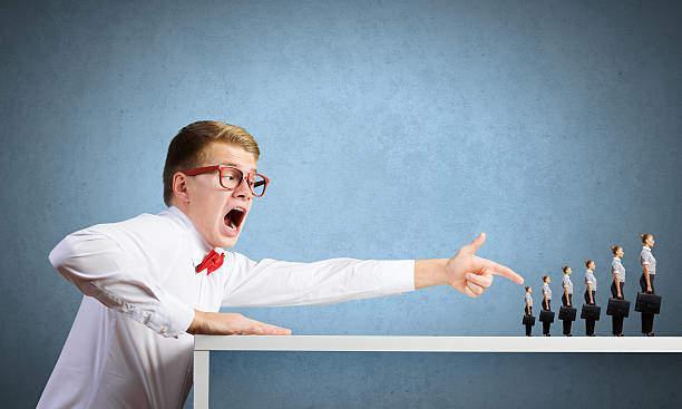 Как противостоять начальнику-манипулятору - инструкция