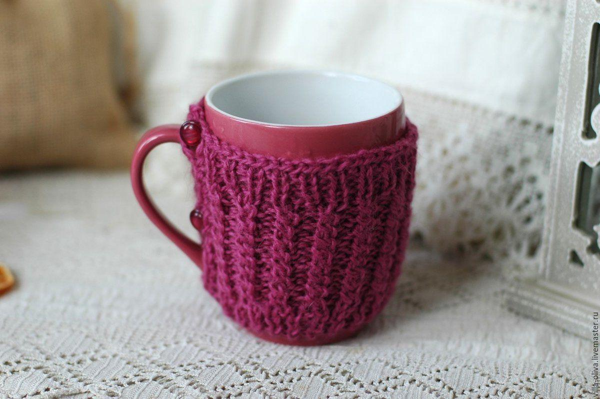 Кружка со «свитером»