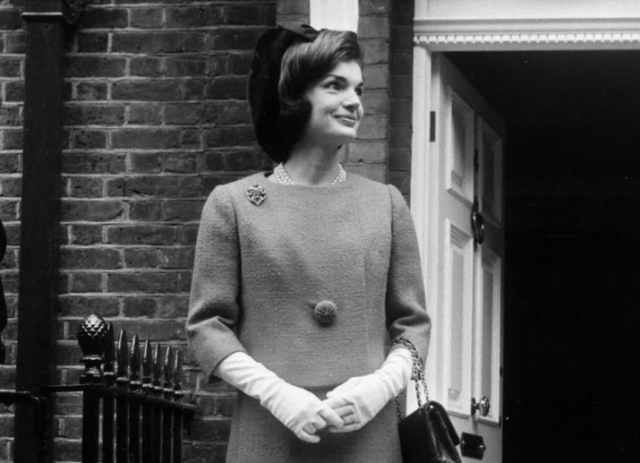 Лучшие образы Жаклин Кеннеди3