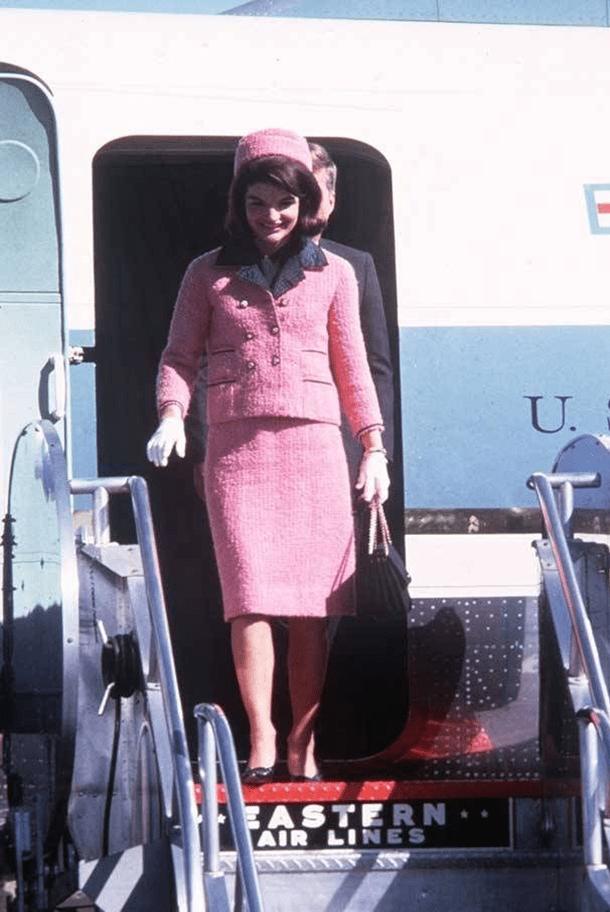Лучшие образы Жаклин Кеннеди5