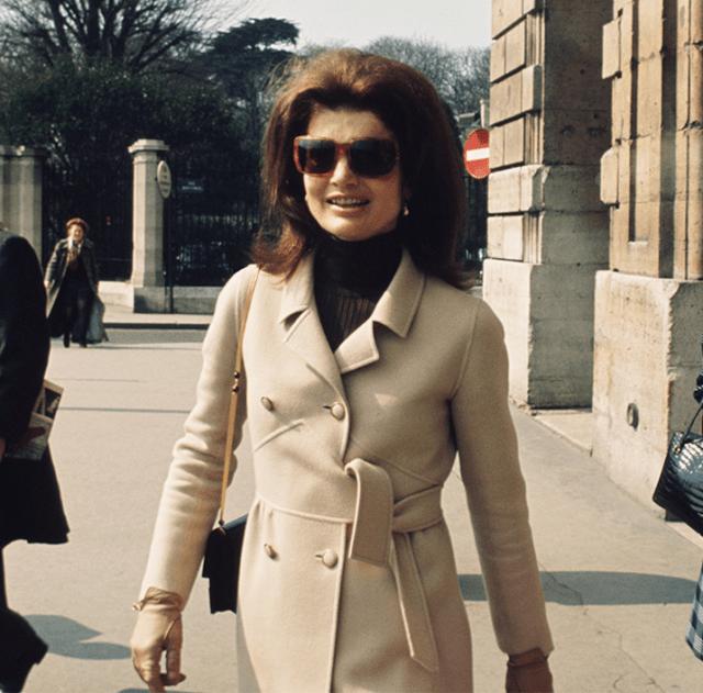Лучшие образы Жаклин Кеннеди7
