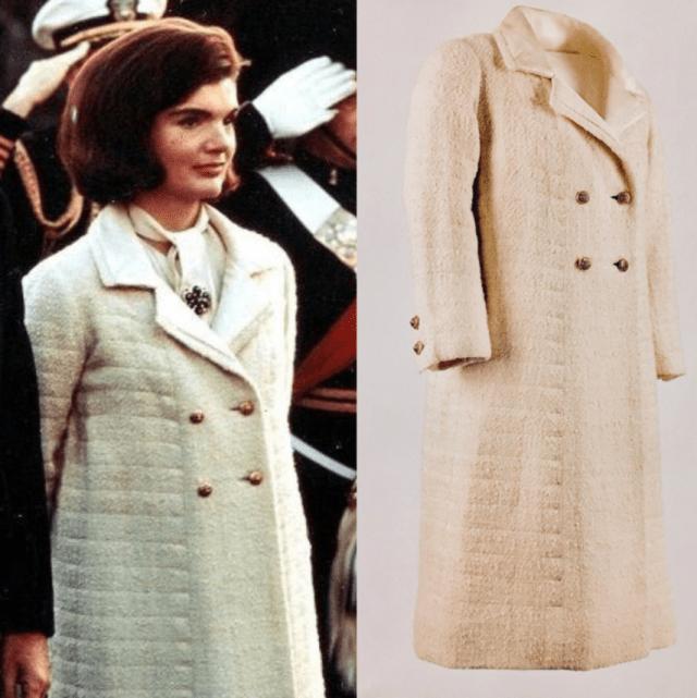 Лучшие образы Жаклин Кеннеди8