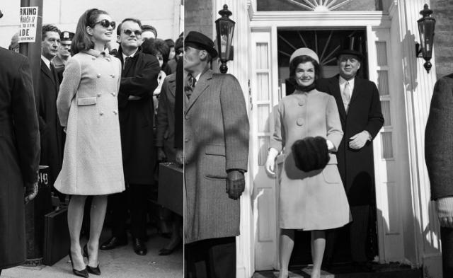 Лучшие образы Жаклин Кеннеди9