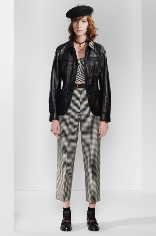 Модные наряды января 2020 года