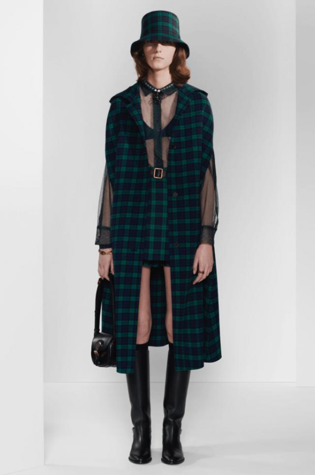 Модные наряды января 2020 года1