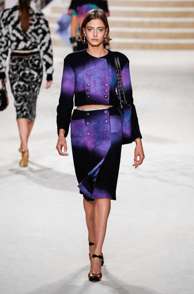 Модные образы января 2020 года2