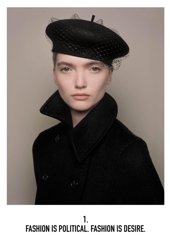 Модные образы января 2020 года
