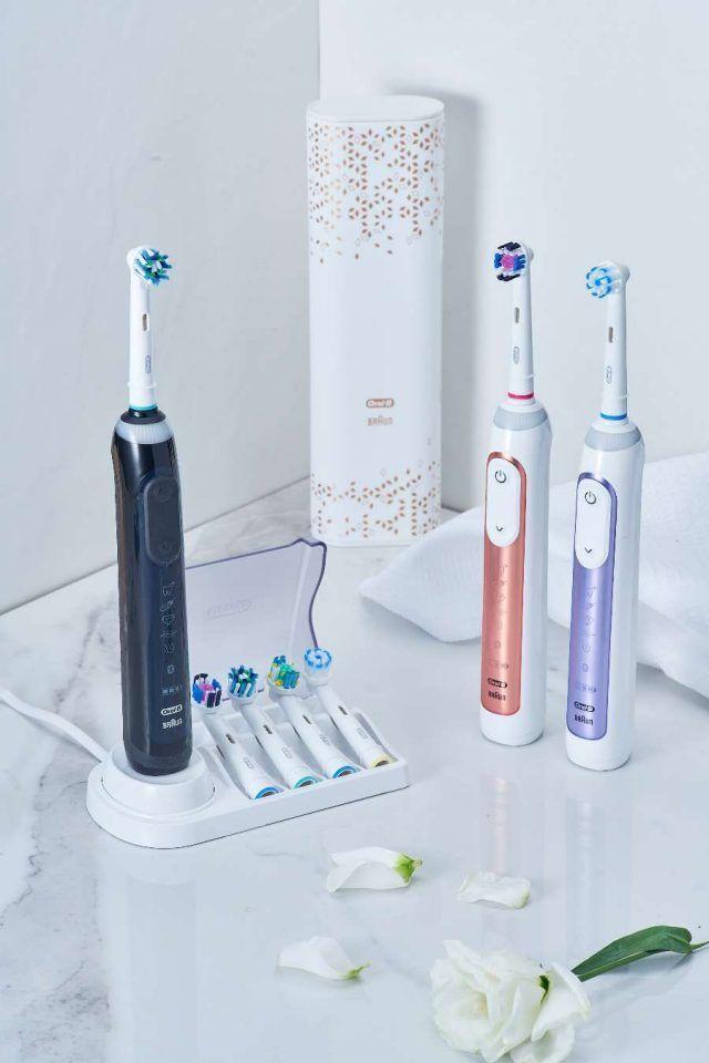Oral-B электрическая зубная щетка