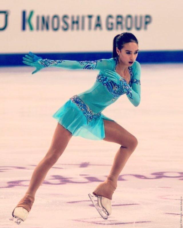 Алина Загитова1