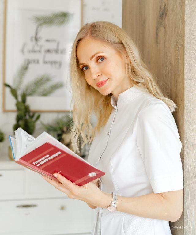 Елена Суслова, гинеколог-эндокринолог - эксперт журнала COLADY