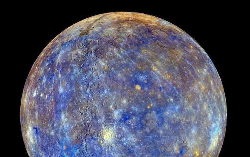 факты о планете Меркурий