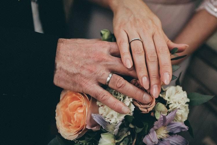 как правильно носить кольца