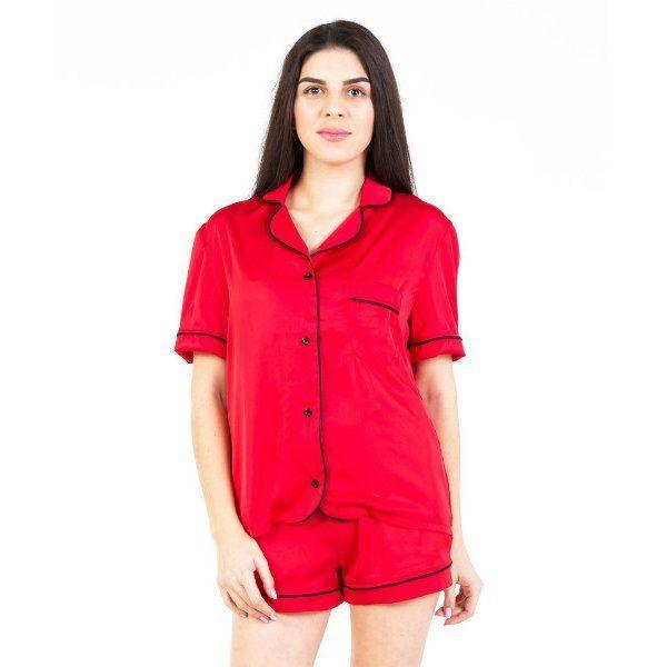 красная пижама
