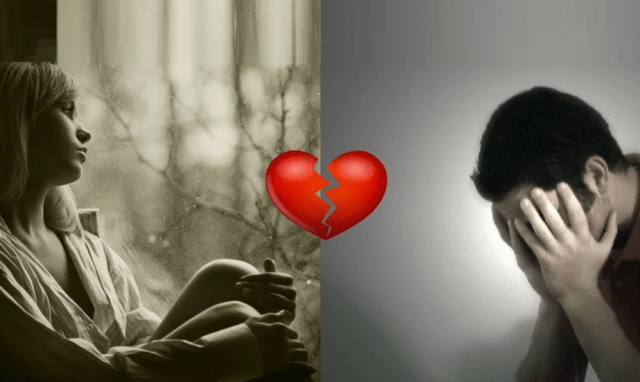 Пережить расставание с любимым человеком