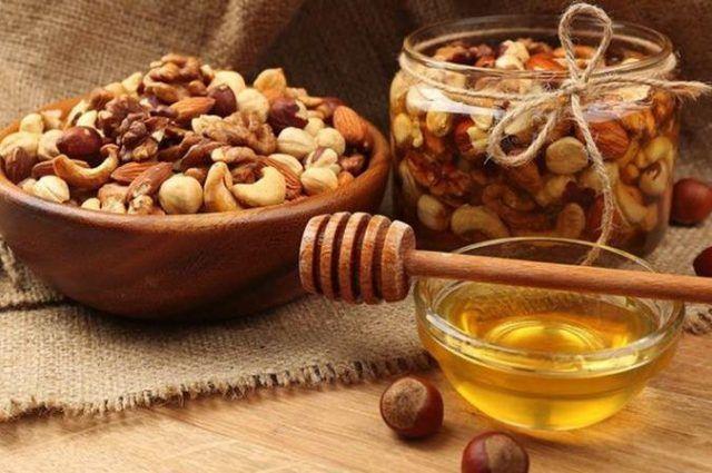 Орехи для здоровья мужчин