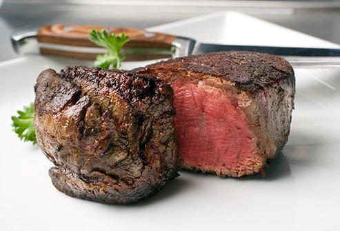 Мясо для здоровья мужчин