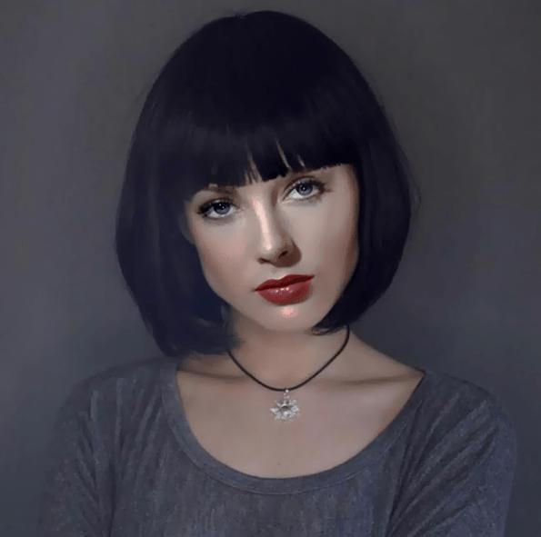 Элизабет Тейлор прическа3