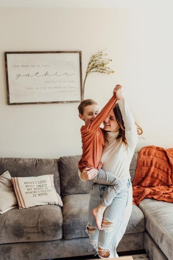 капсульный гардероб для мамы
