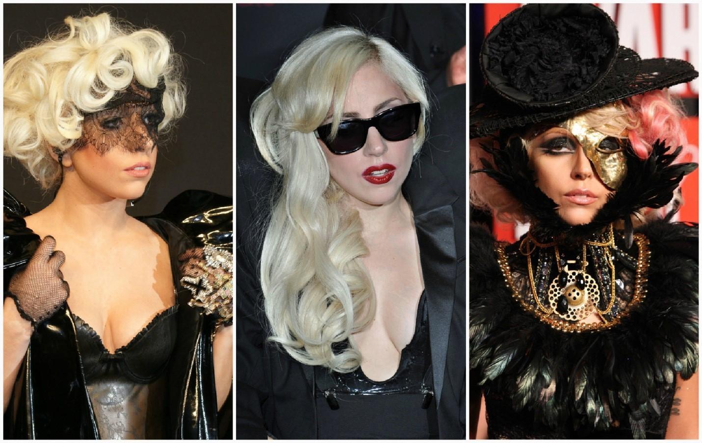 Леди Гага авангард