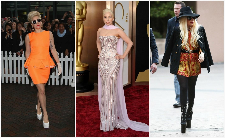Леди Гага- графиня