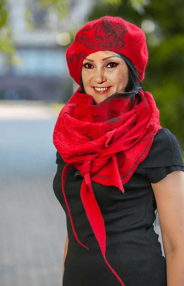 Раиса Захаровна образ2