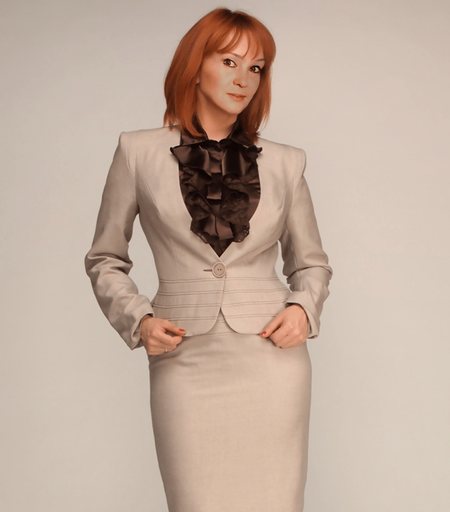 Раиса Захаровна образ4