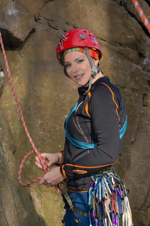 саманта альпинистка