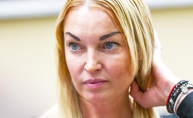 Анастасия Волочкова подала в суд на Дану Борисову