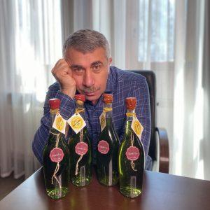 Комаровский ответил на самые глупые и смешные вопросы  о коронавирусе