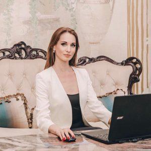 Марина Золотовская