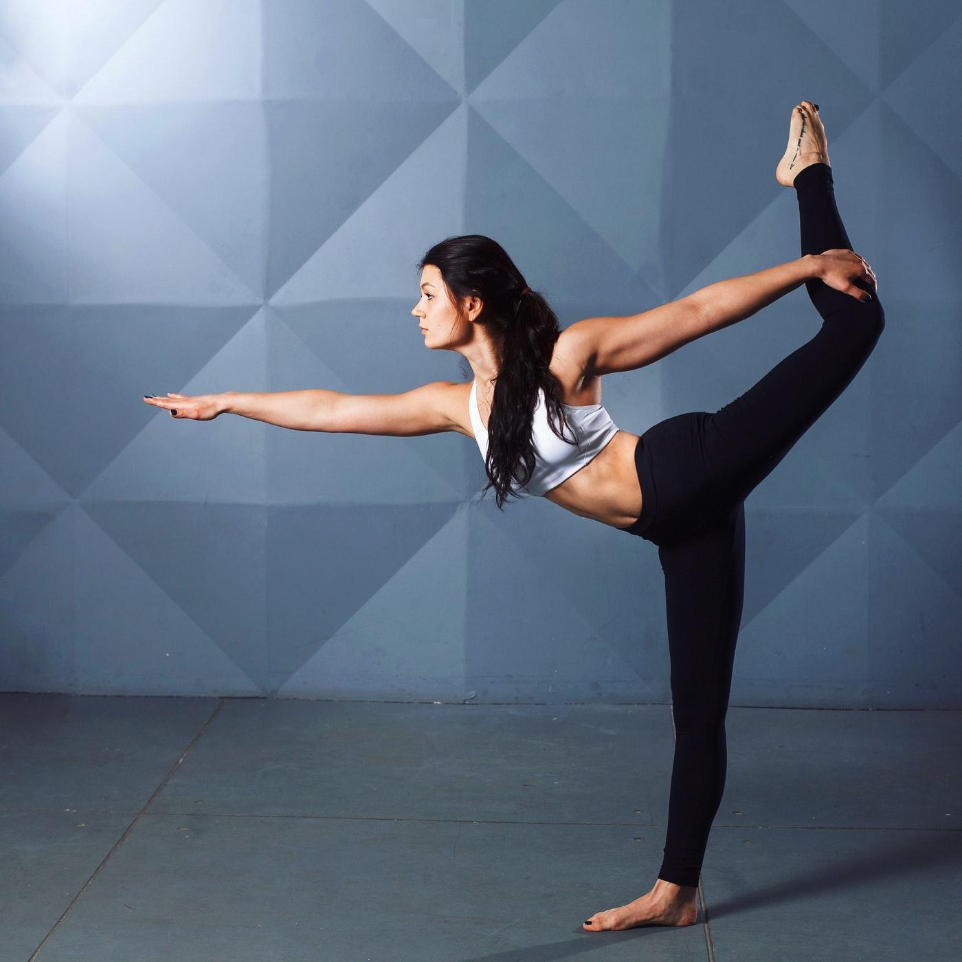 йога на карантине