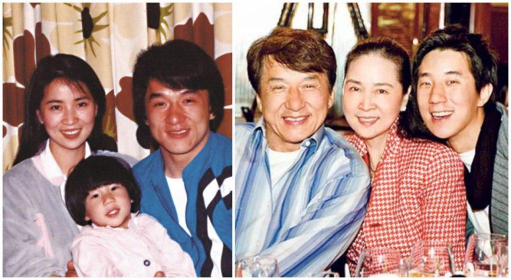 Джеки Чан: «Я 37 лет в браке только благодаря своему сыну Джейси»