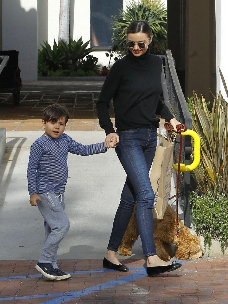 Орландо Блум и Миранда Керр: «Благодаря сыну развод не помешал нам быть семьёй»