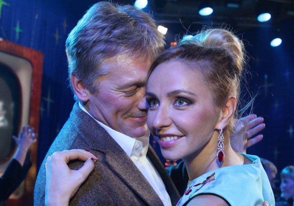 Татьяна Навка и Дмитрий Песков заразились коронавирусом. Кто победит в этой войне?
