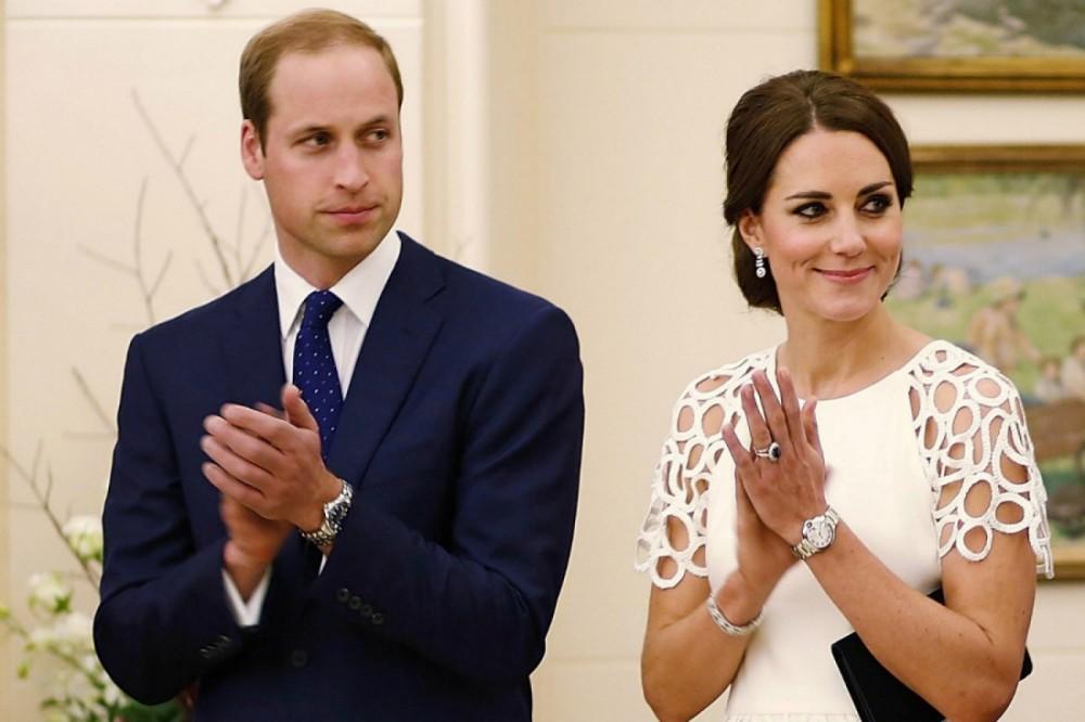 принц с женой