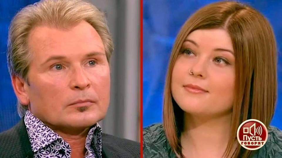 Александр Малинин отказывается признавать свою дочь от второго брака