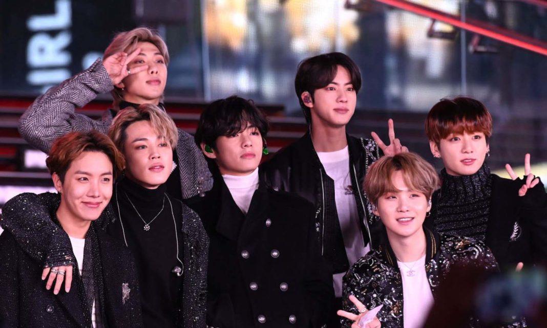 BTS-gruppa