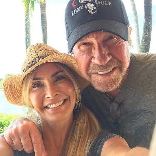 Чак Норис с женой