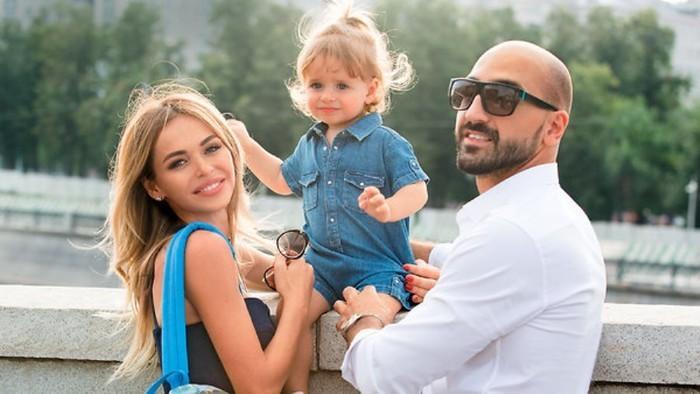 Анна Хилькевич с семьей 3